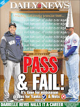 Yanks, Mets, share Daily News cover