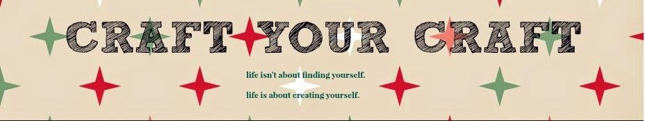 Craft Your Craft