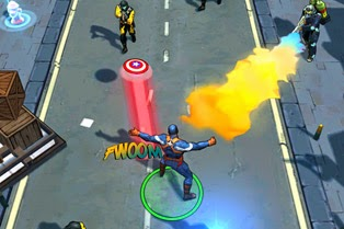 capitan america android