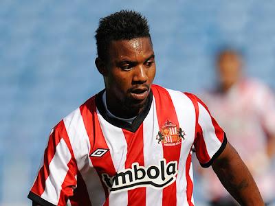 Stephane Sessegnon - Sunderland AFC (1)