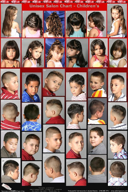 Haircuts For Kids With The Sizes  Or