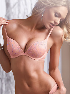 Candice Swanepoel for Victoria's Secret Lingerie 2012