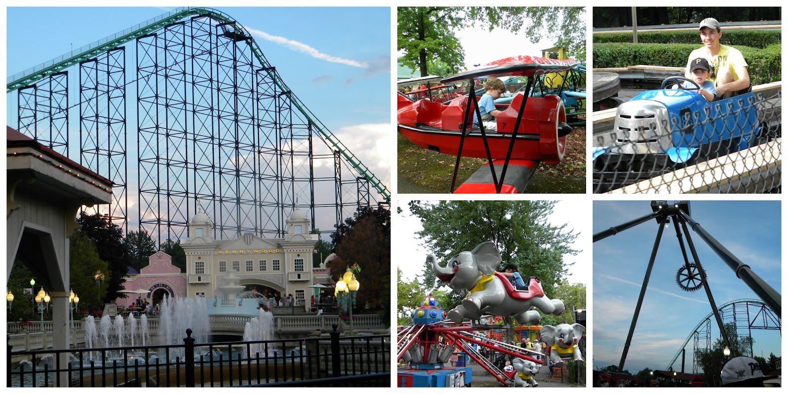 If Youve Never Been To Kennywood Its A Great Day Of Family Fun And Now You Can Save On Admission 7 Off The Regular Price