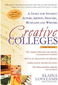 Musical theatre resume for colleges