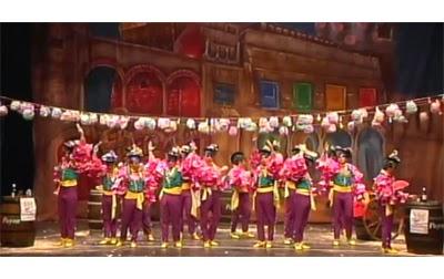 Carnaval Badajoz 2015 Murgas ganadora