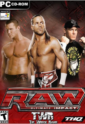 WWE Raw Ultimate Impact PC Game Download