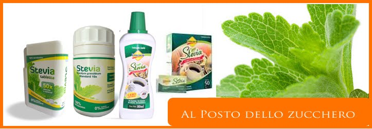Prodotti Stevia disponibili on-line