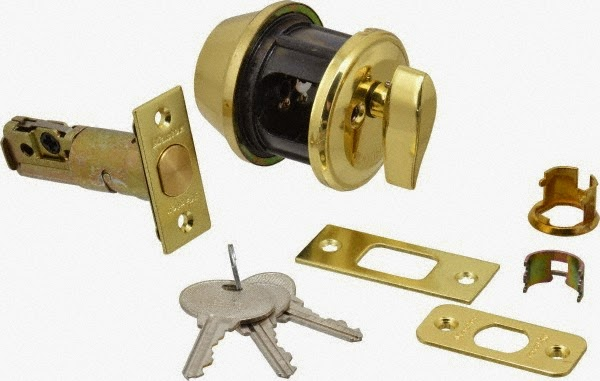 Locksmith Boise Master Lock deadbolt