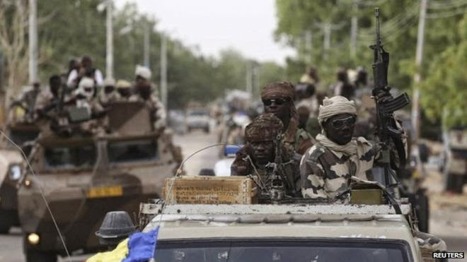 Boko Haram crisis: At least 70 bodies found in Nigerian town