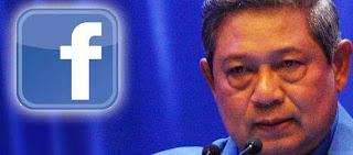 Akun Facebook Resmi SBY