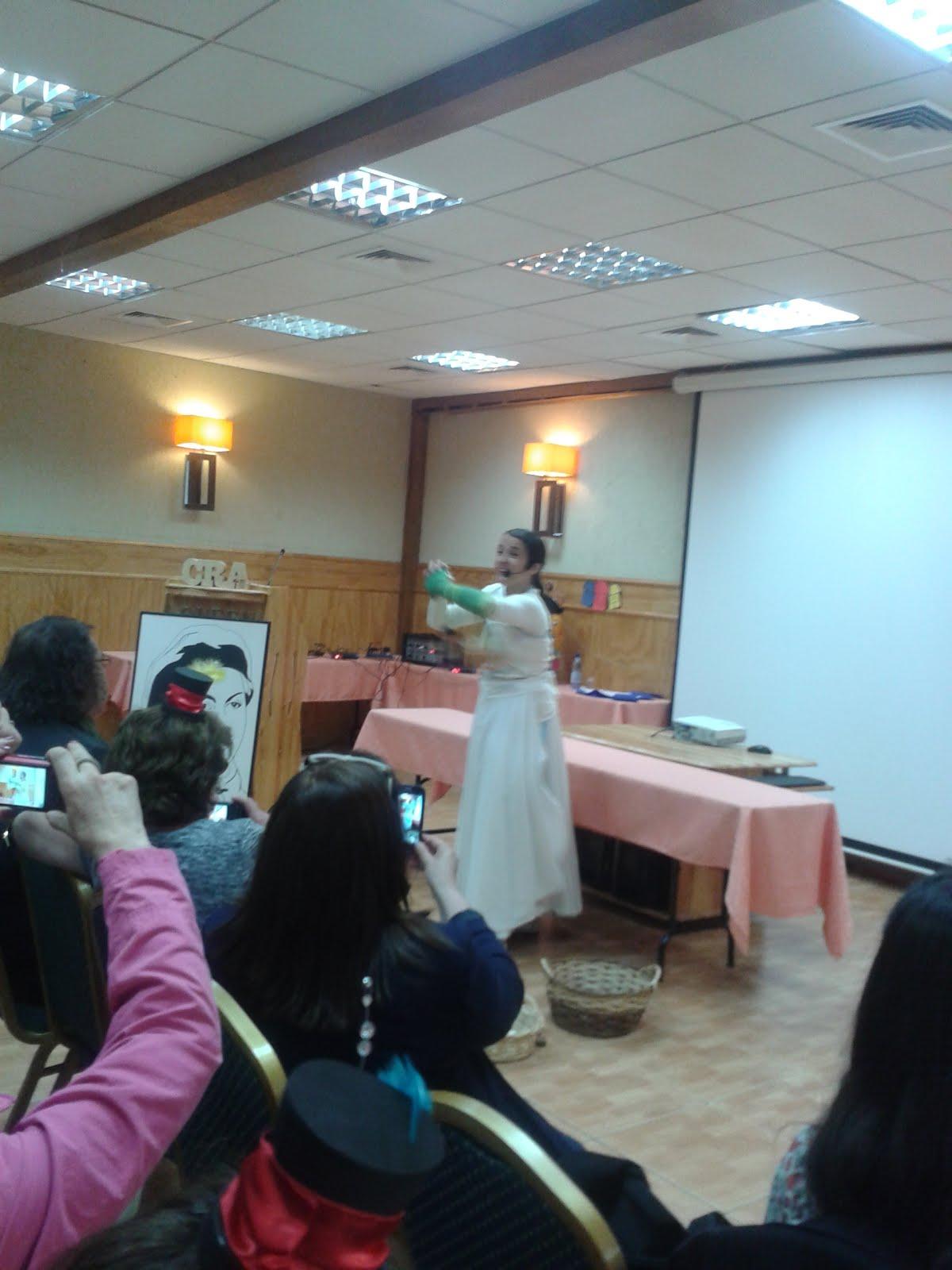 III Encuentro Provincial Valparaíso, de Bibliotecas-CRA- 2015