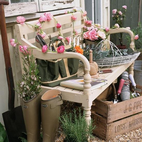 ideias jardins pequenos : ideias jardins pequenos:Um jardim para cuidar: Pequenos jardins, grandes ideias !