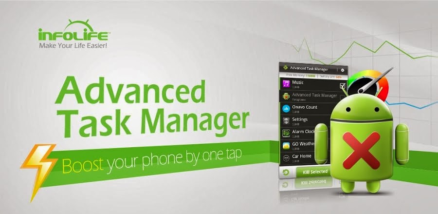 Advanced Task Manager Pro v4.0.0 APK Full