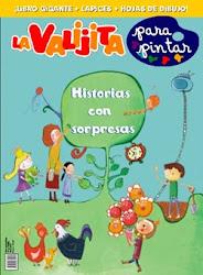 Historias con sorpresas - Revista La Valijita