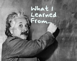 Einstein, What I Have Learned...
