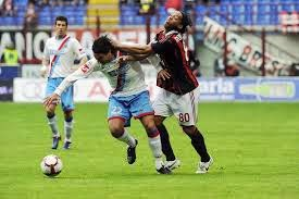 Prediksi AC Milan vs Catania