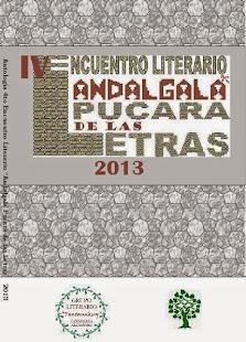 """4to. Encuentro Literario """"Andalgalá, Pucará de las Letras"""""""