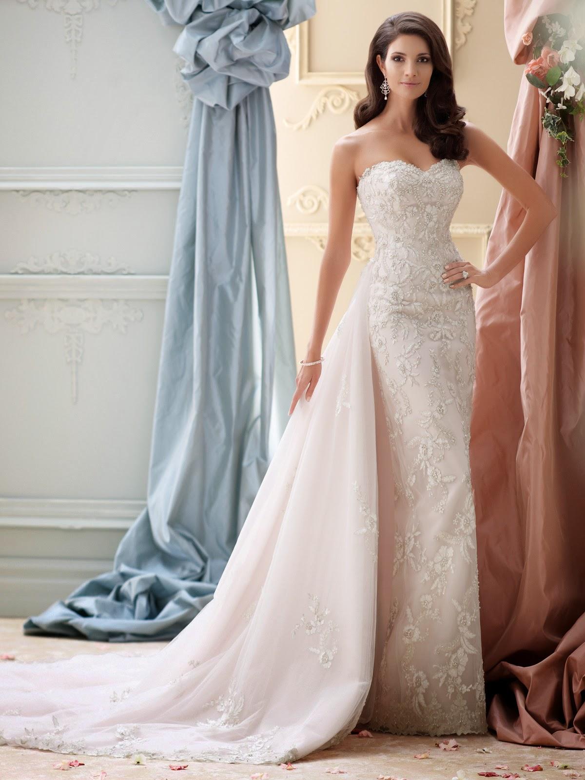 Sleepless in DIY Bride Country : Wedding Wednesday: Blushing Bridal ...