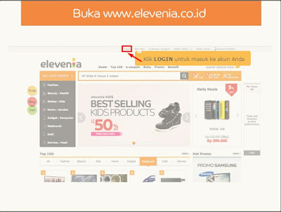 Di Elevenia Ada Voucher 1.000.0000