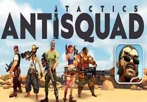 AntiSquad Tactics Premium (APK + OBB) (MOD UNLIMITED MONEY)