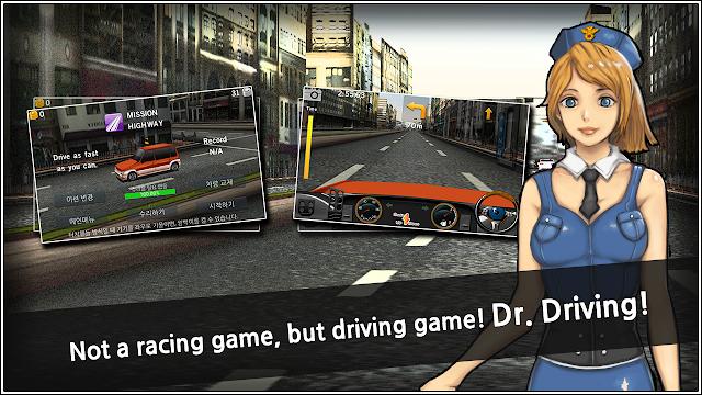 Dr. Driving v1.12(SINIRSIZ ALTIN VE PARA)
