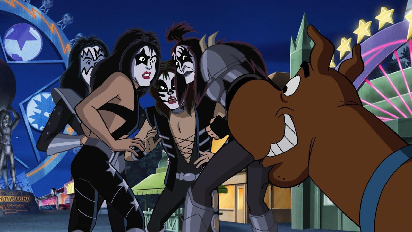 Scooby doo hentai movie