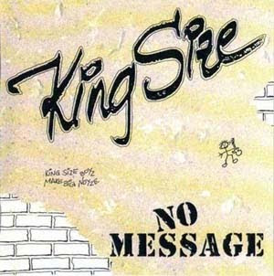 King Size - No Message (1996)