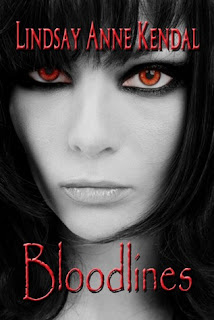 {Book Review} Bloodlines by Lindsay Ann Kendal