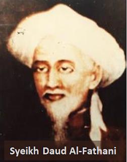 Syeikh Daud  Al-Fathani