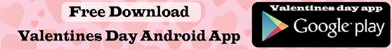 valentines day android app