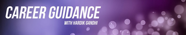 Career Guidance With Hardik Gandhi