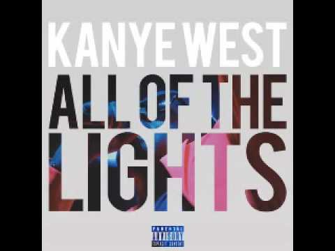 kanye west all of lights wallpaper. Kanye West - All Of The Lights