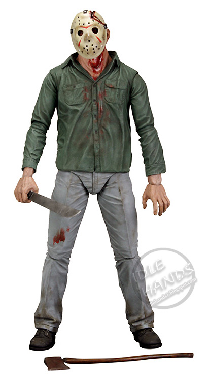 Jason Toys For Boys : Idle hands toy fair neca s new jasons more