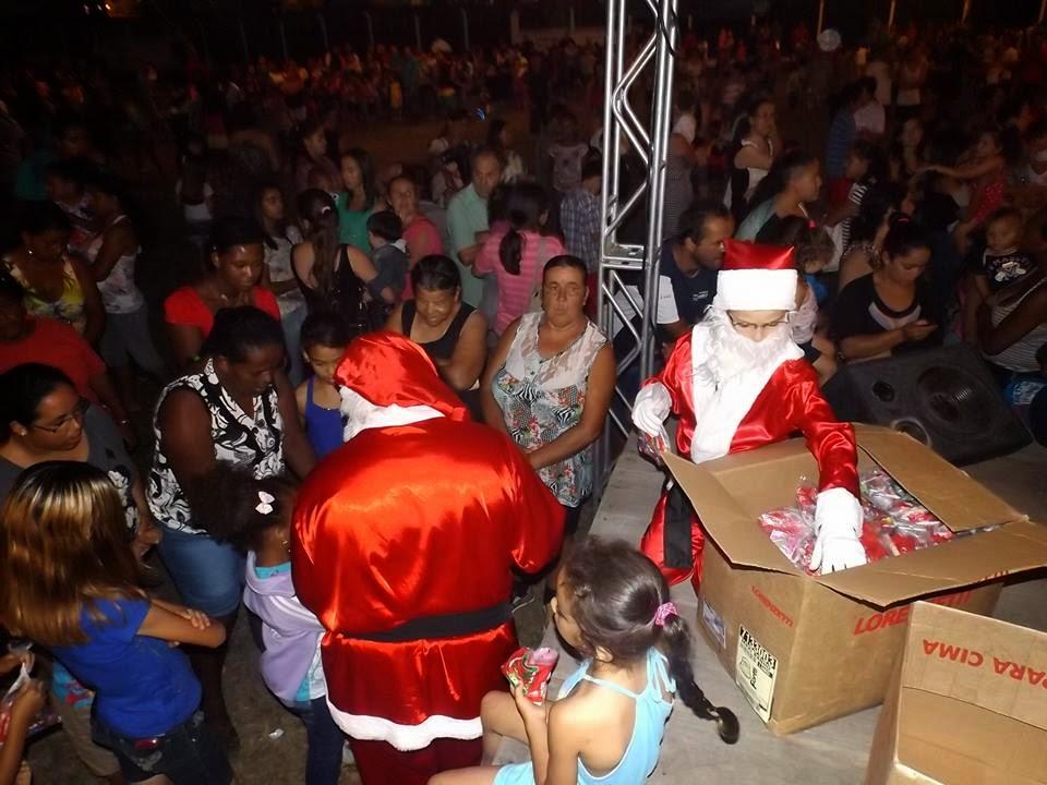 Festa de Natal da Rádio Litoral