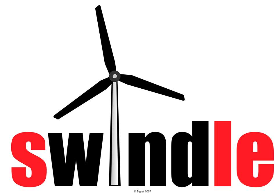 The Great Wind Swindle