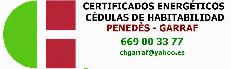 CEDULAS HABITABILIDAD PENEDÈS -GARRAF x 69,4 + IVA