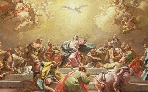 Coborarea Sfantului Duh