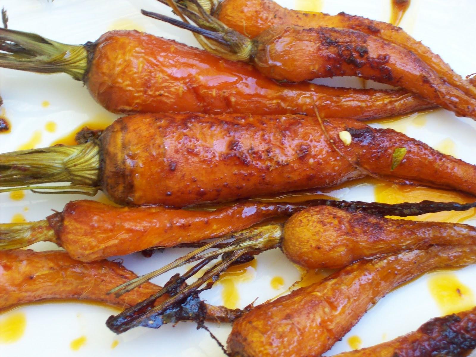 Farmhouse Carrots Recipe — Dishmaps