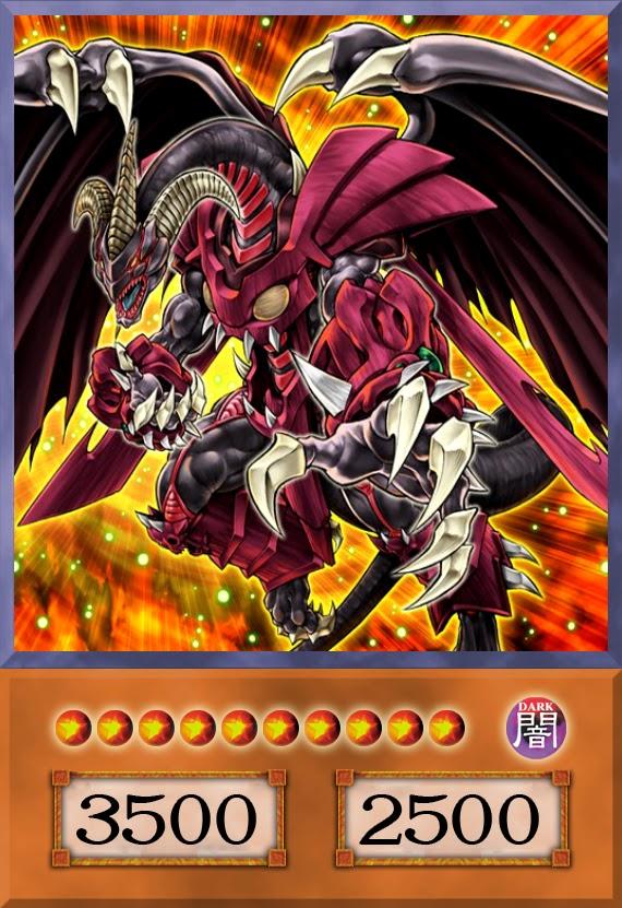 Com que outro anime gostarias que Digimon tivesse um crossover? - Página 2 Red+Dragon+Archfiend+Assault+Mode