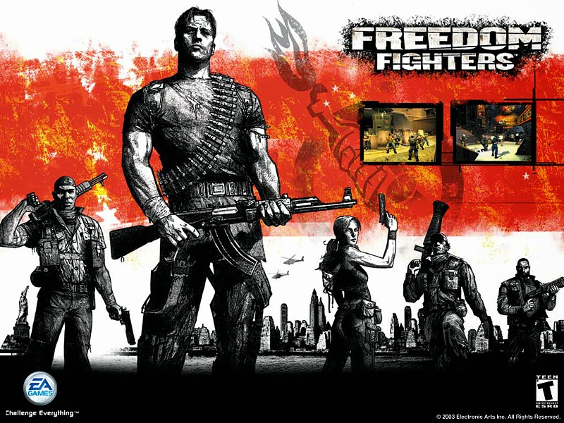 Freedom Fighters Wallpapers Free Download Freedom Fighters 3 Free