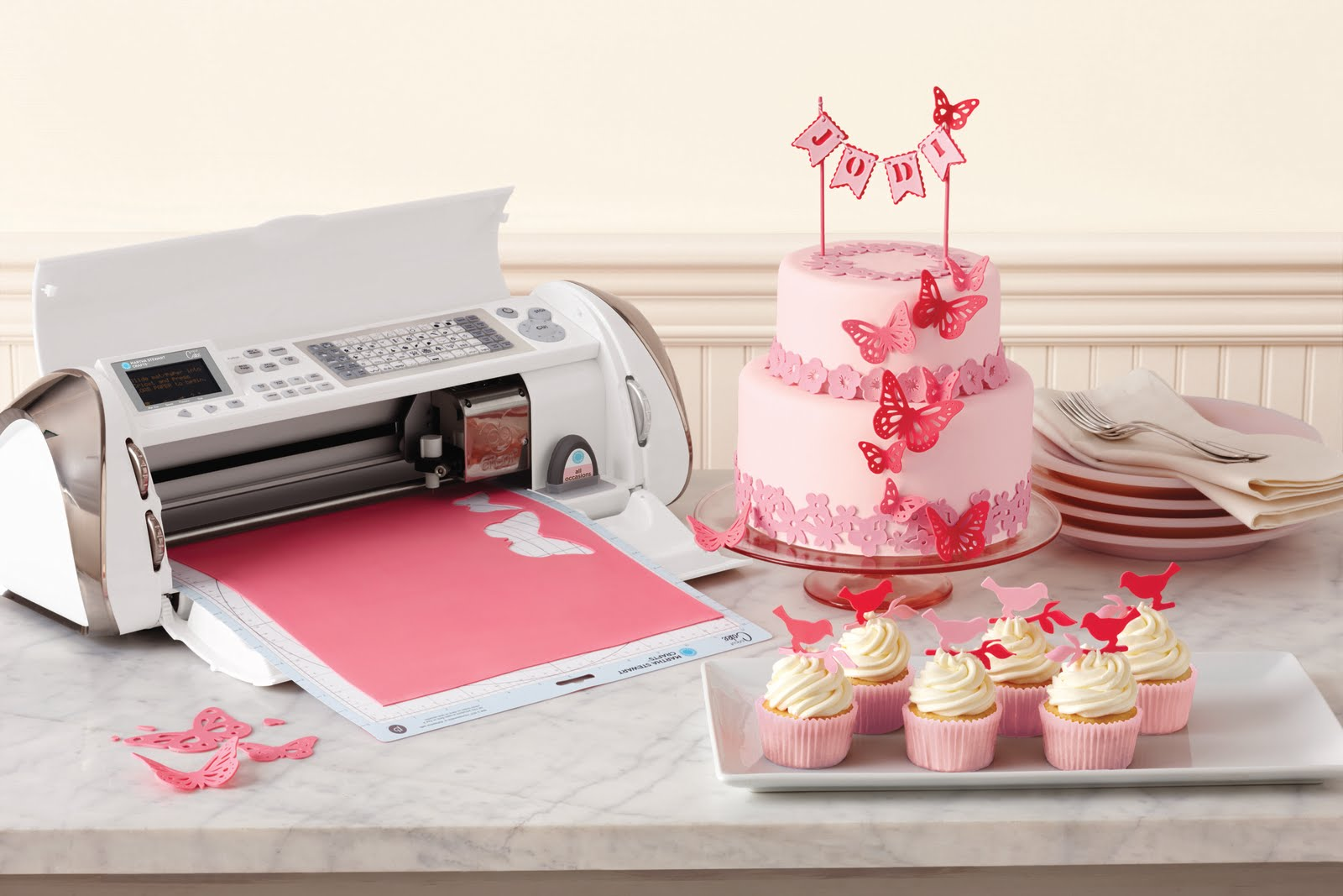 cricut machine for fondant