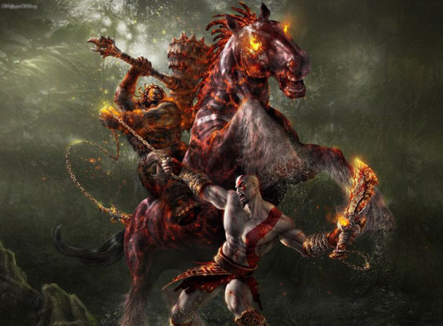 God Of War 2 PC Game Download