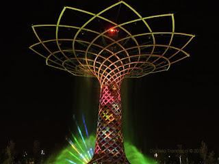 Expo2015 Albero della vita