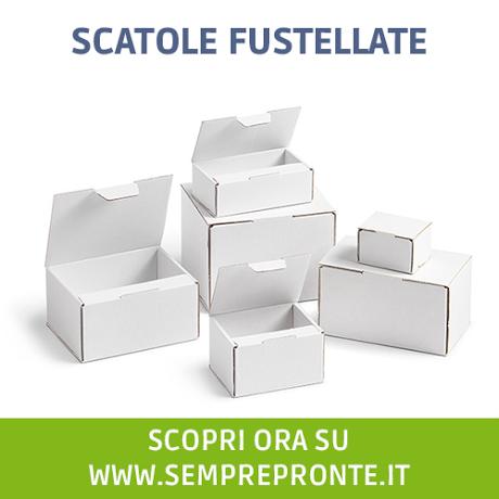 Scatole Fustellate Campania