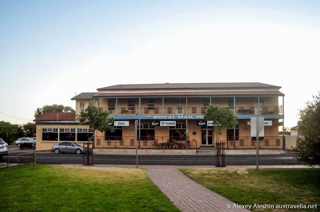 Royal Mail Hotel in  Kingston SE, South Australia