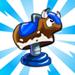 viral bullthemepartnermechanic bull ride machine blue 75x75 - CityVille: Materiais dos edifícios dos touros