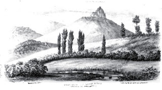 Patrimoine de l'Allier: Rocher st Vincent