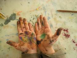 unas manos de arte