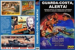 GUARDA COSTA, ALERTA! - SERIADO ESPECIAL DE CINEMA