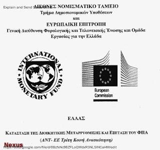 ΔΝΤ: Η Ευρωζώνη πρέπει να δεσμευθεί, για μία αποδεκτή αναδιάρθρωση του χρέους της Ελλάδας